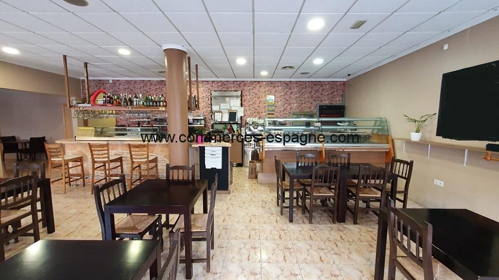 Restaurant Bar à Denia