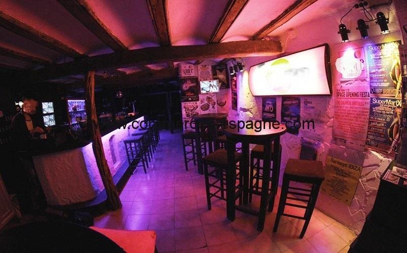 Bar de nuit, Ibiza