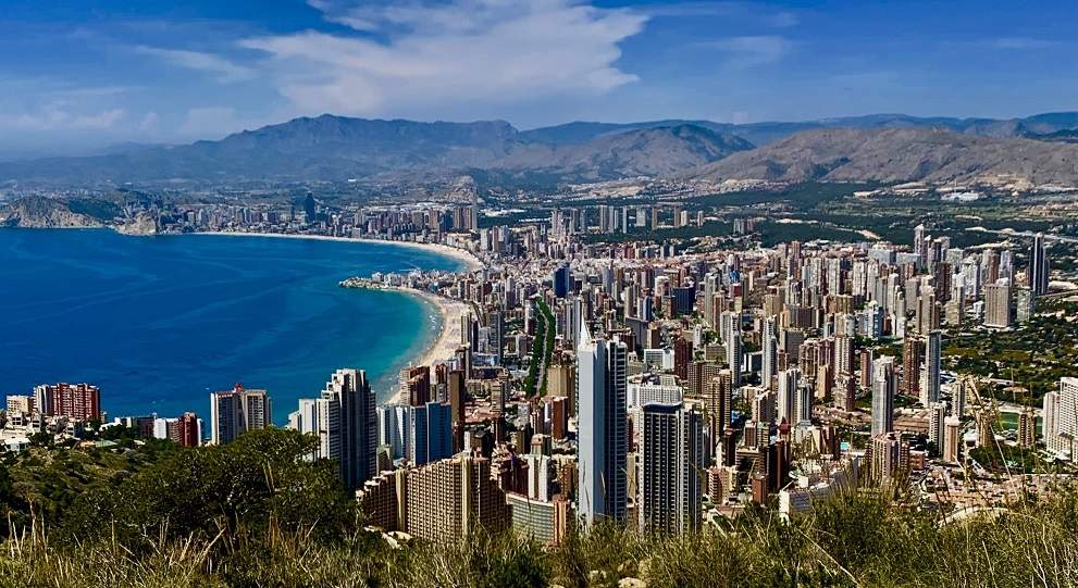 Benidorm, local commercial à louer