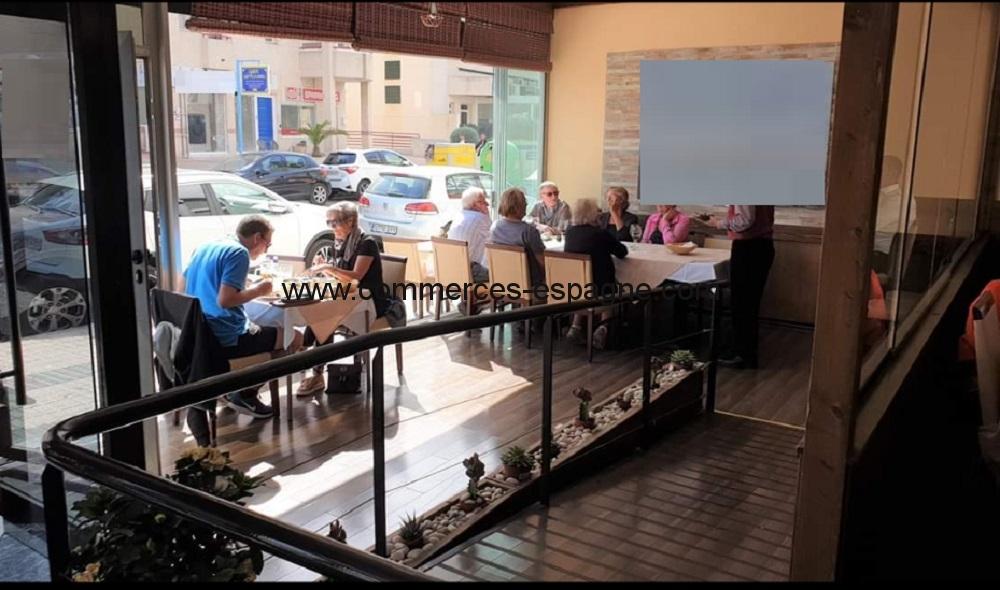Albir, Bar Restaurant