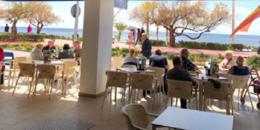 Benidorm, Bar Tapas, face à mer