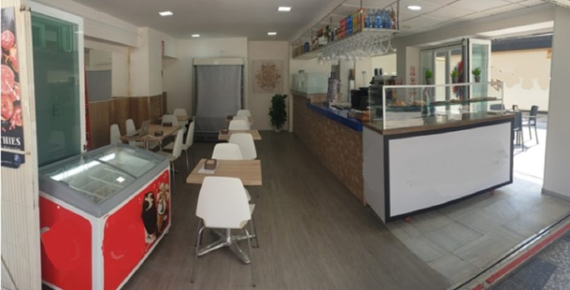 Benidorm, Bar Tapas, Cafeteria, centre ville