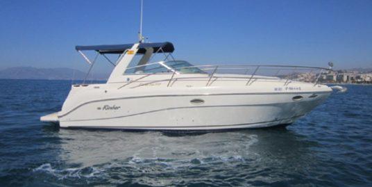 Malaga, Entreprise de location de bateaux