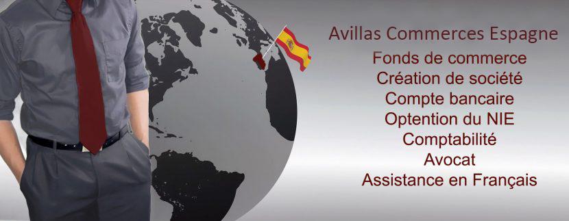 Création de société Espagnole SL.