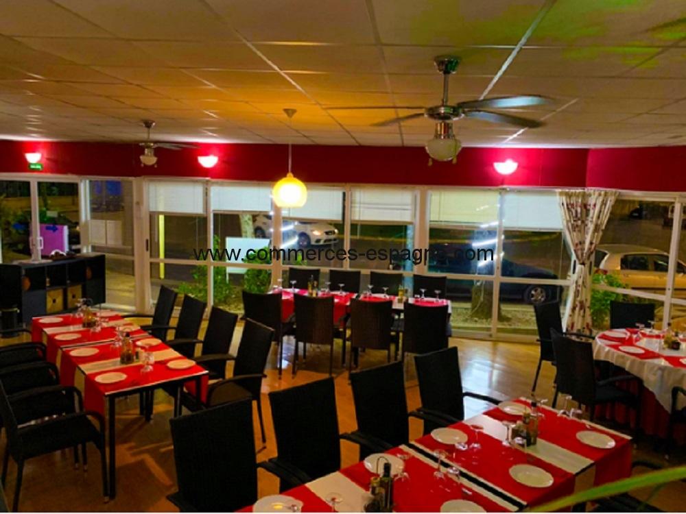 Albir, restaurant à vendre
