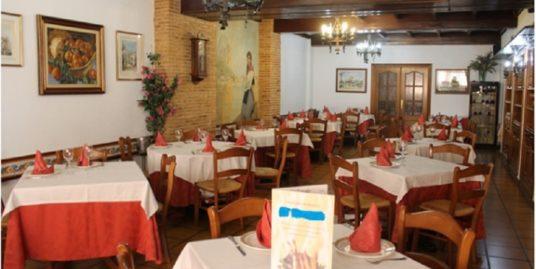 Alicante, Restaurant au centre ville