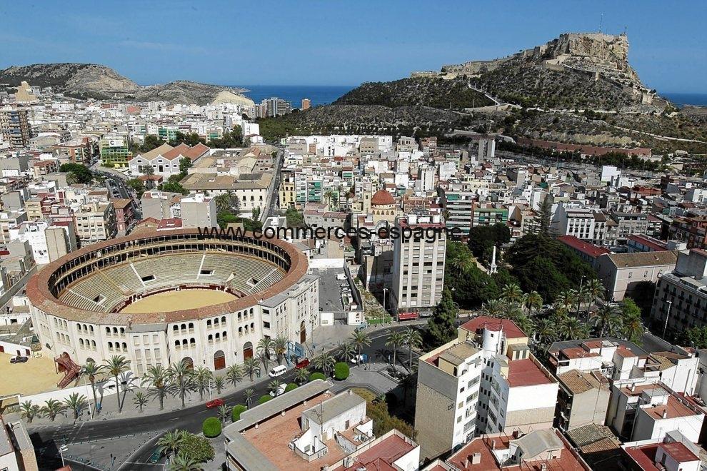 Alicante, Bar Tapas, snack, centre ville