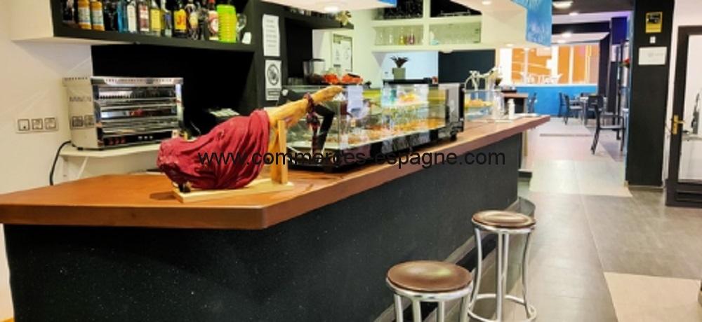 Bar tapas, Benidorm, centre ville