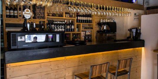 Tarifa, bar Tapas
