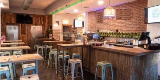 Estepona, Bar cafeteria