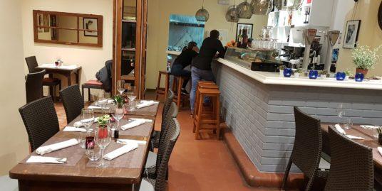 Estepona, Bar restaurant