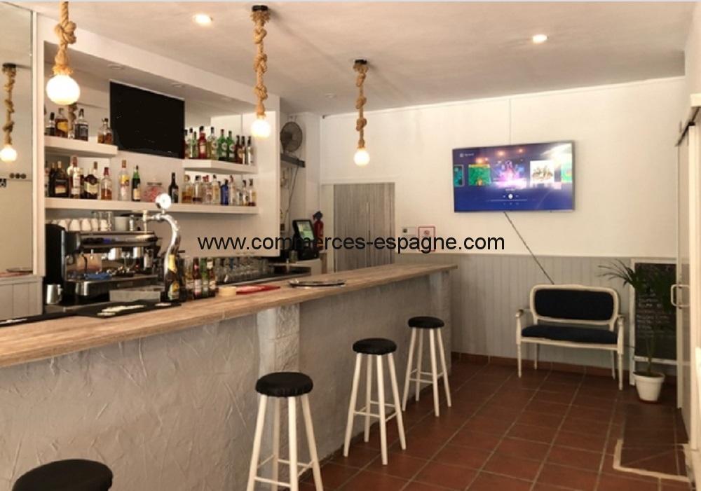 Fuengirola, Bar Restaurant