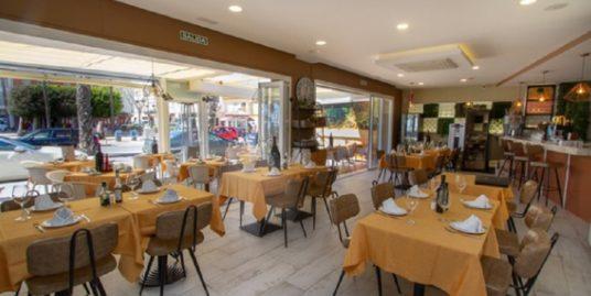 Fuengirola, restaurant