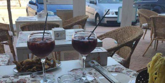 Restaurant à Fuengirola, face mer