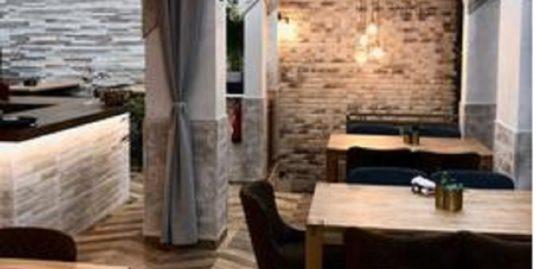 Alicante, restaurant avec terrasse, centre ville