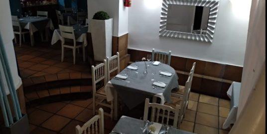 Restaurant, Alicante, au centre ville