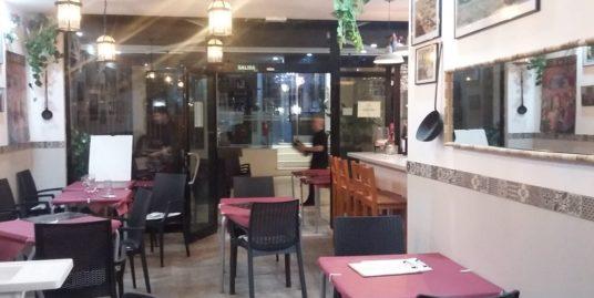 Torremolinos, Bar tapas, centre ville
