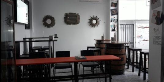 Bar tapas à Torremolinos, centre ville