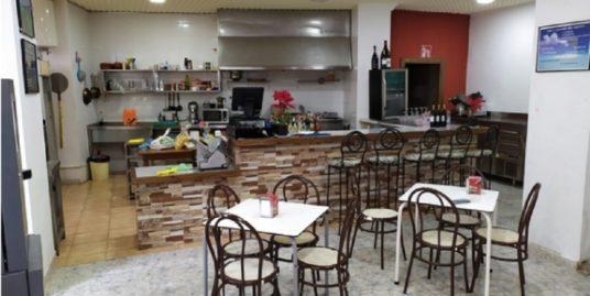Bar tapas, Torremolinos, centre ville