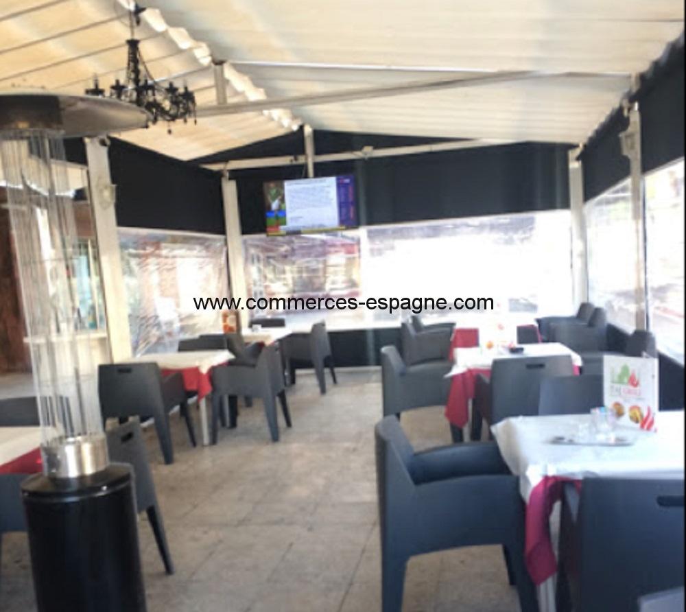 Torremolinos, Bar Restaurant, centre ville