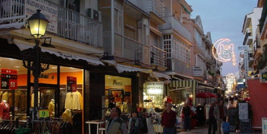 Bar de nuit à Torremolinos, centre ville