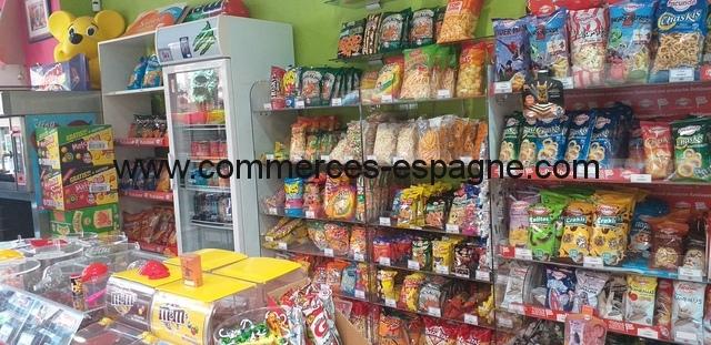 Épicerie à Cadix