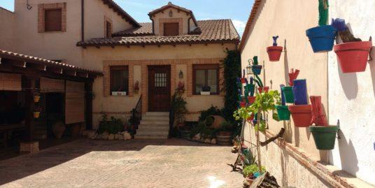 Maison d'hôtes à Ciudad Real, sud Madrid