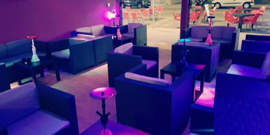 Gandia, bar de nuit, lounge