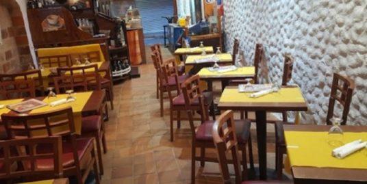 Pizzeria à Rosas, centre ville