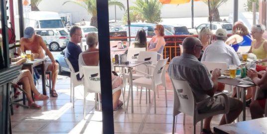 Bar Tapas à Tenerife