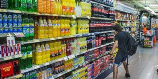 Supermarché à Tenerife