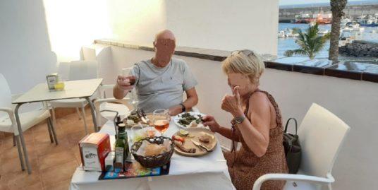 Restaurant à Santa Cruz de Tenerife