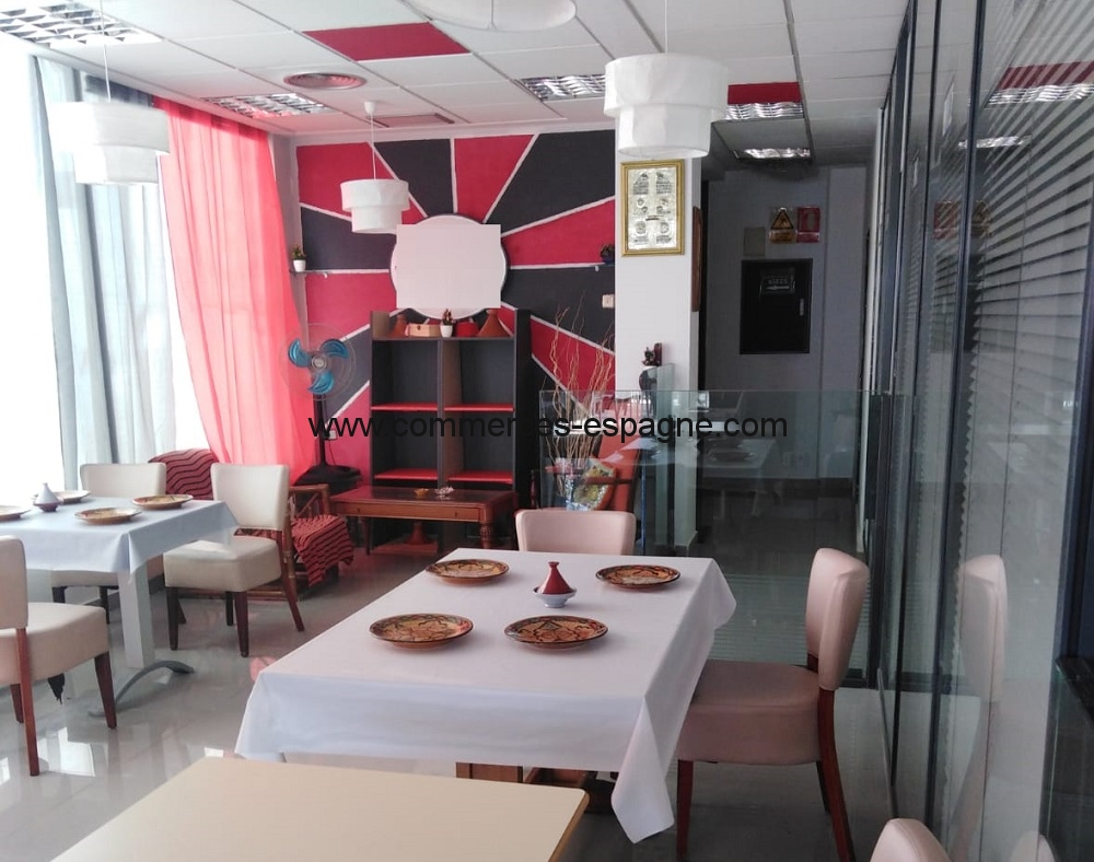 Restaurant à Albir, centre ville