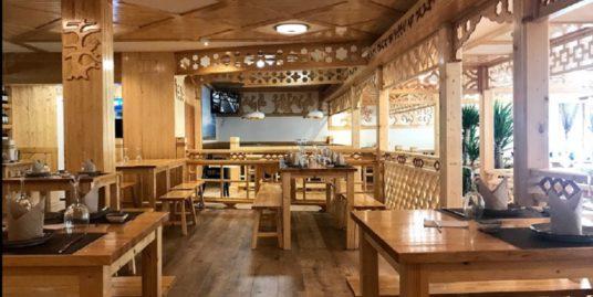 Restaurant à Alicante