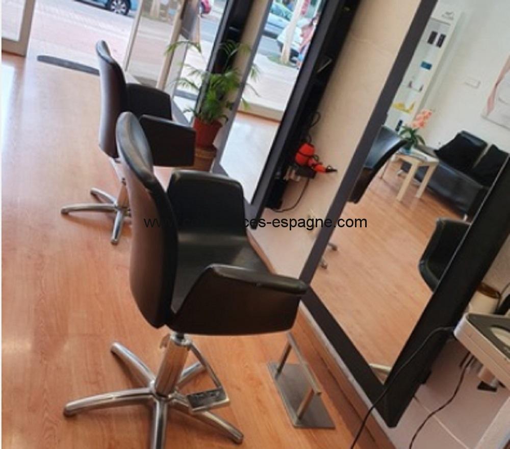 Benidorm, salon de coiffure