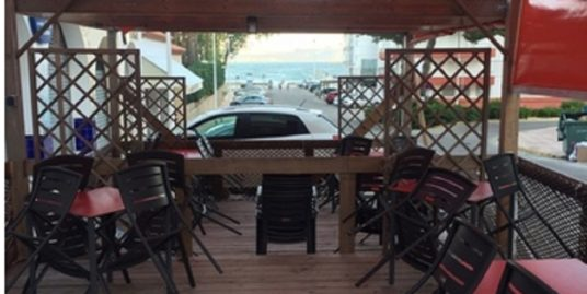 Bar Restaurant à Cullera, face mer