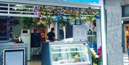Las Palmas de Gran Canaria, snack à emporter