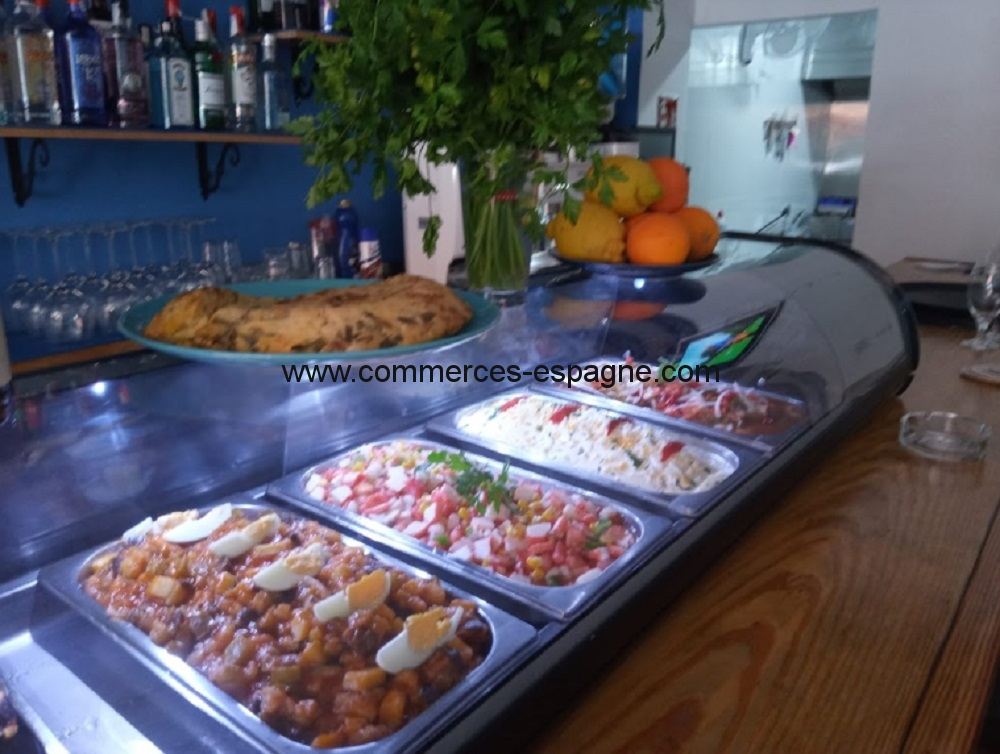 Bar Tapas à Malaga