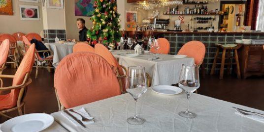 Nerja, bar restaurant, centre ville