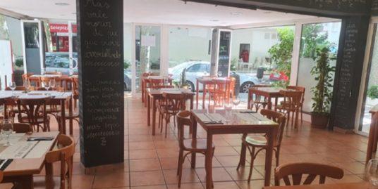 Salou, bar restaurant à louer