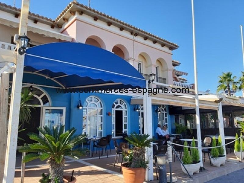 Torrevieja, Bar, Lounge, face marina