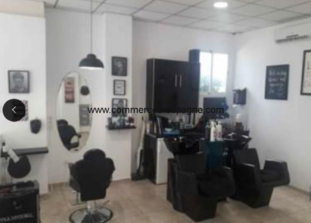 Salon de coiffure et beauté à albir