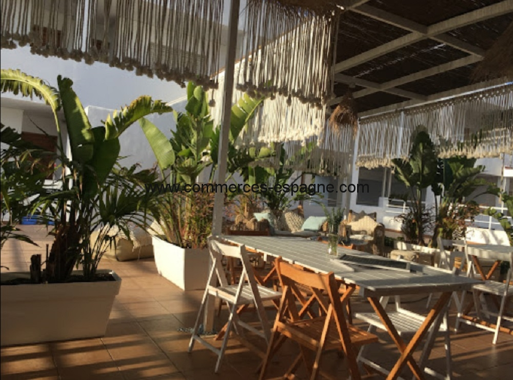 Bar restaurant à louer, Ibiza