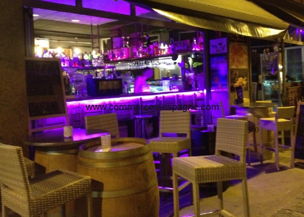 Bar Lounge à Blanes
