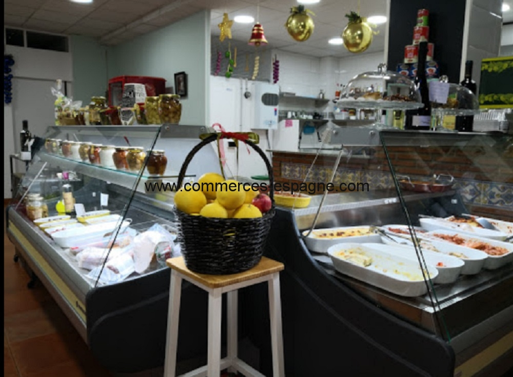 Fuengirola, snack, à emporter