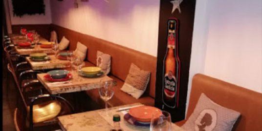 Bar tapas à Marbella