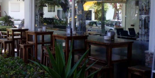 Marbella, bar restaurant, centre ville