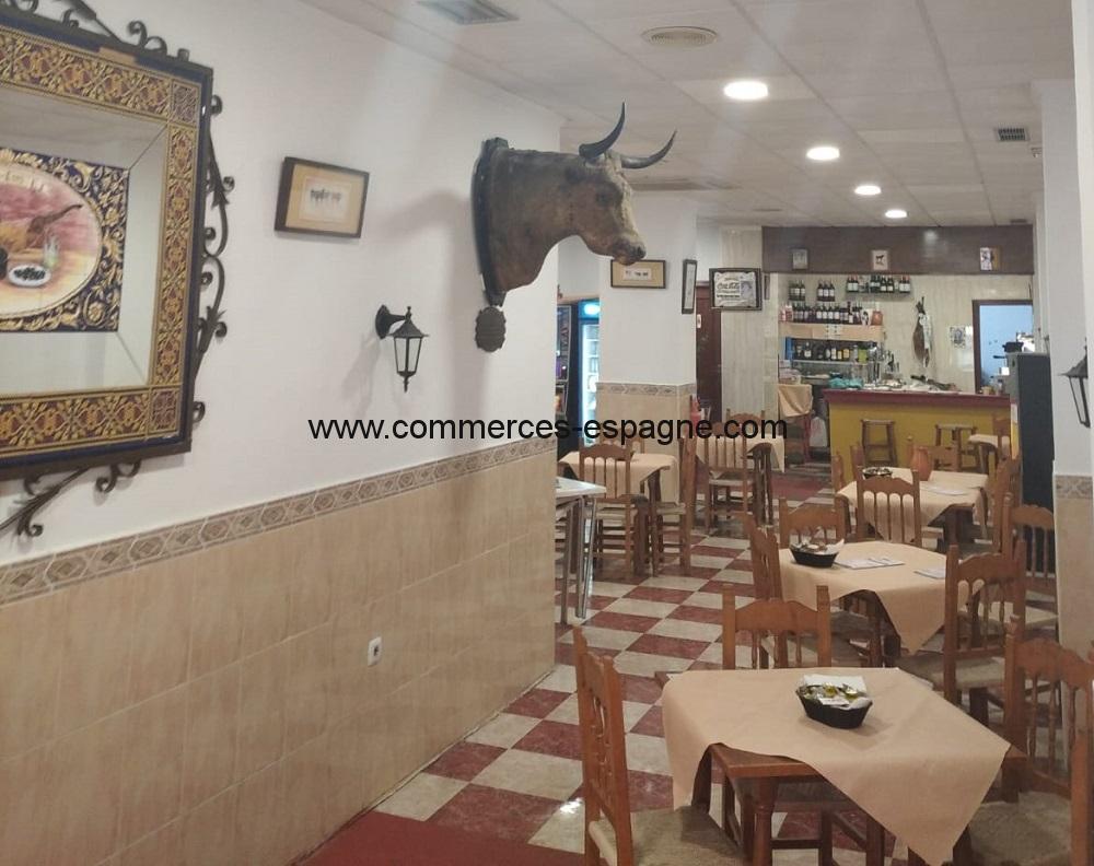 Seville, bar restaurant