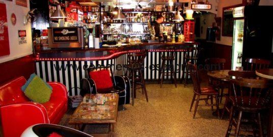 Estartit, Bar Restaurant, face de mer