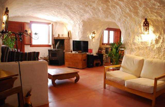 Maison d'hôtes, propriété touristique Andalousie.
